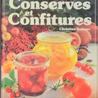 CONSERVES ET CONFITURES