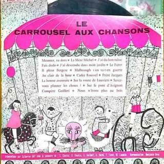 LE CARROUSEL AUX CHANSONS