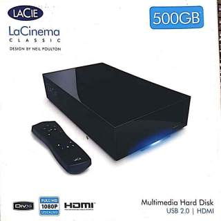 LACINEMA 500 GB