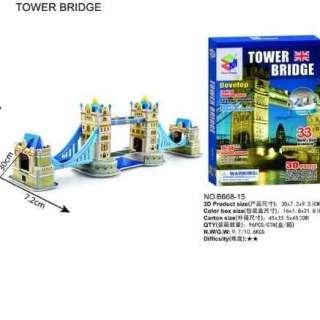 MAQUETTE TOWER BRIDGE