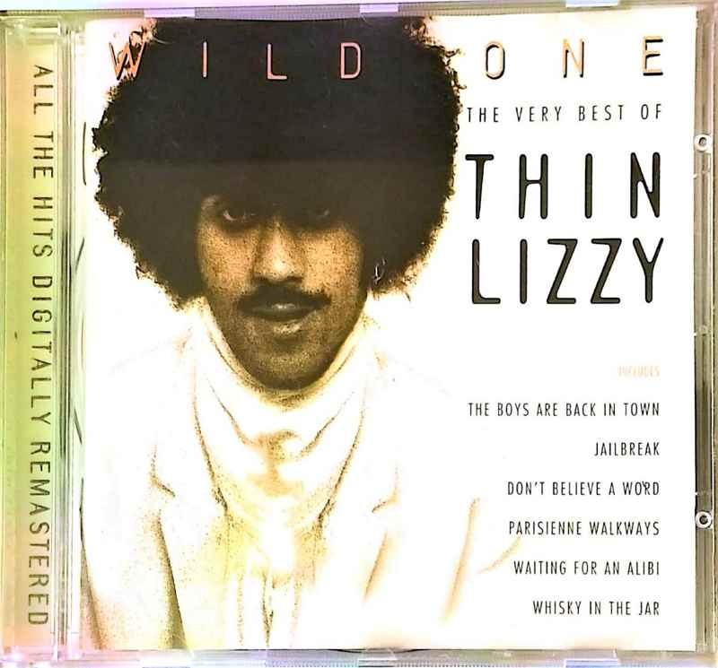 THIN LIZZY WILD ONE