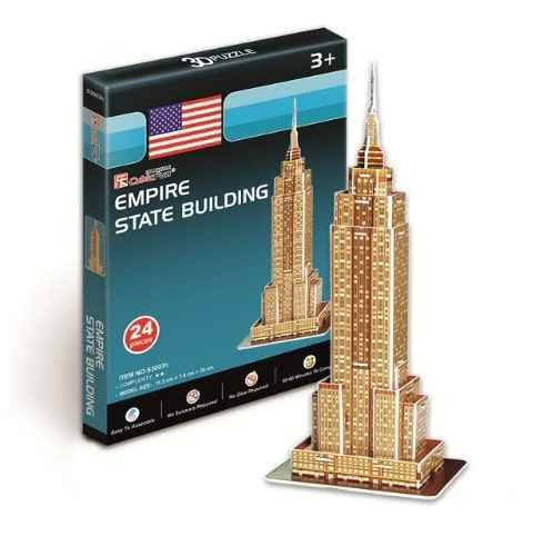 MAQUETTE EMPIRE STATE BUILDING