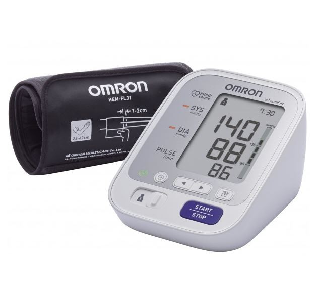 OMRON M3 CONFORT AUTOMATIC